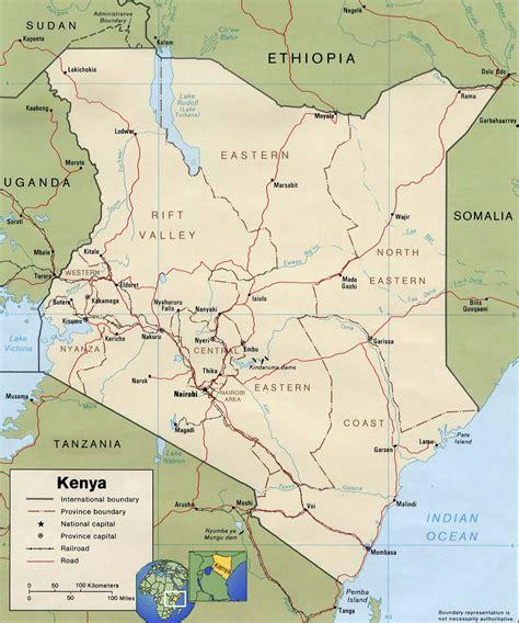 africa map kenya best photos of nairobi map africa nairobi on africa map