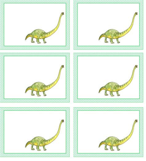 Dinosaur Name Tag Template Free Dinosaur Name Tags Free Printable Dinosaur Name Tags Free Name Tags Templates