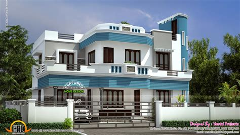 awesome house designs awesome house by vestal projects kerala home design and floor plans