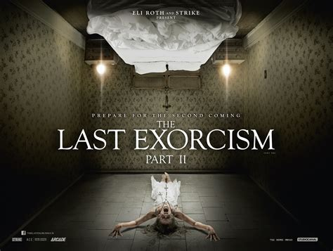 the last exorcism film the last exorcism part 2 exclusive new uk poster