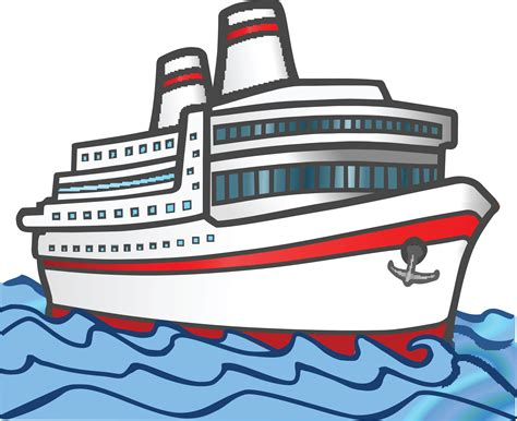 boat in clipart clipart of cruise ship for free 101 clip art