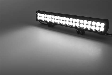 Led Light Bars Offroad 20 Quot Road Led Light Bar 126w 8 820 Lumens Led Light Bars For Trucks Bright Leds