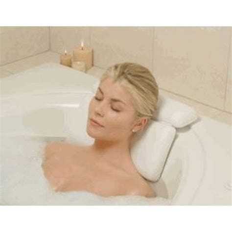 pillows for the bathtub bathtub pillows