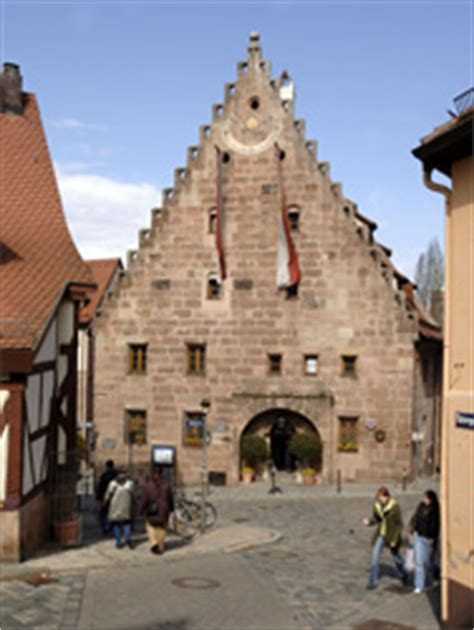 tallow houses nuremberg bavaria travel guide to the tallow