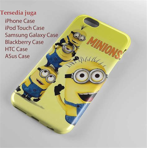 D Va 01 Hardcase Iphonecase Dan Semua Hp jual minions iphone 6s wallpaper iphone