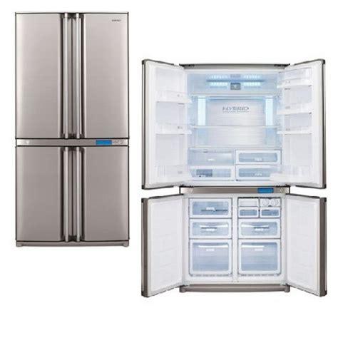 frigoriferi quattro porte frigorifero quattro porte sjf800spsl frigoriferi libera