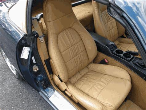 Miata Upholstery by Katzkin Premium Italian Leather Miata Seat Upholstery 1990