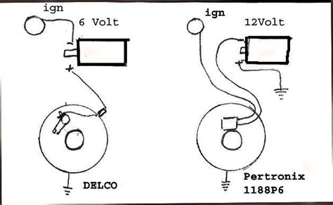 pertronix wiring diagram for a 1972 f100 repair wiring
