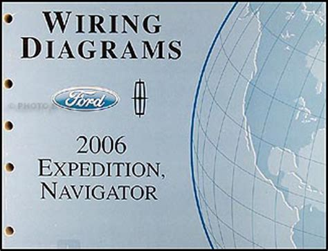 2006 ford expedition lincoln navigator wiring diagram