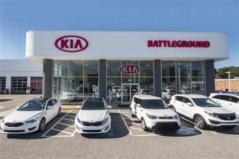 Kia Dealerships Nc Battleground Kia Car Dealership In Greensboro Nc 27408