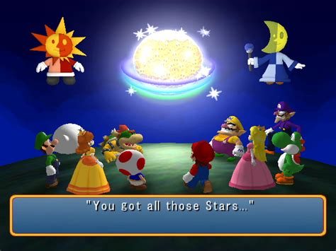 The Miracle Book Mario Ending For Mario 6 Miracle Book Epilogue Nintendo Gamecube