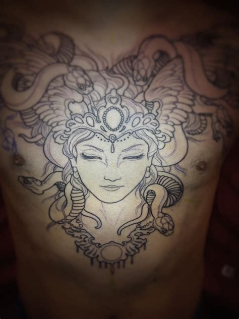 dope chest tattoos 103 best images about chest tattoos on