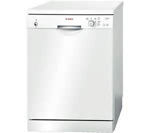 Bosch Dishwasher Currys Buy Bosch Sms40t32gb Size Dishwasher White Free