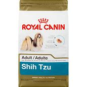 recommended food for shih tzu what is the best food for a shih tzu