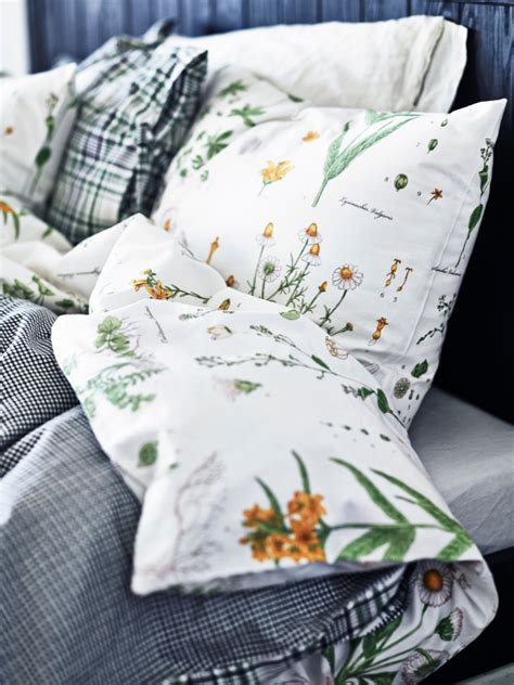washing ikea comforter new ikea strandkrypa duvet quilt cover set lovely floral