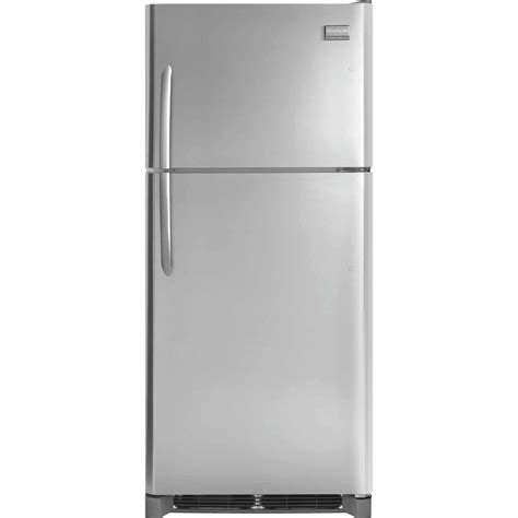 frigidaire gallery fghi2164qf 20 5 cu ft top freezer