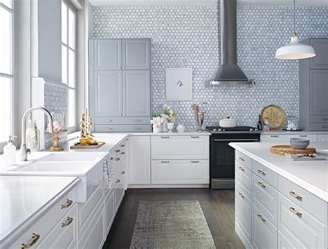 sektion bodbyn grey kitchen