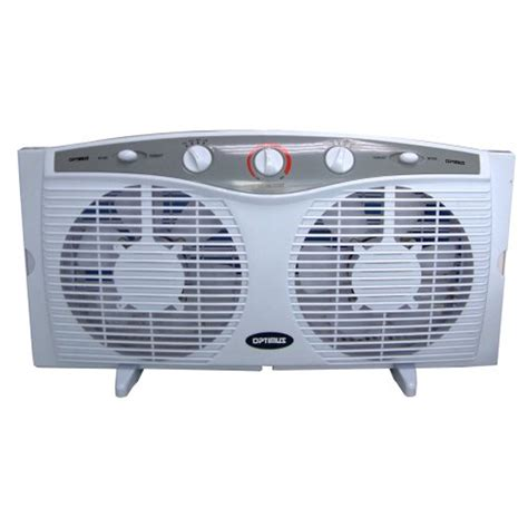 electrically reversible window fan lasko 16 in electrically reversible window fan