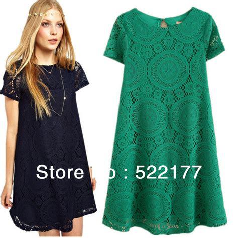 White Formal Dress Size Sml 13602 2014 summer new fashion vintage bohemian lace plus size black white dress