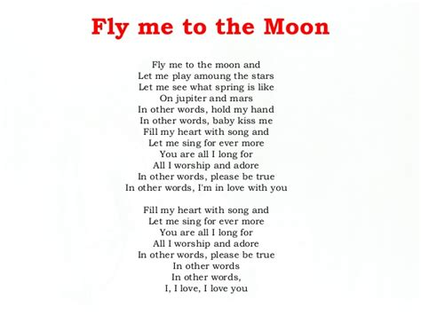 Fly Me With Your Song 2 frank sinatra