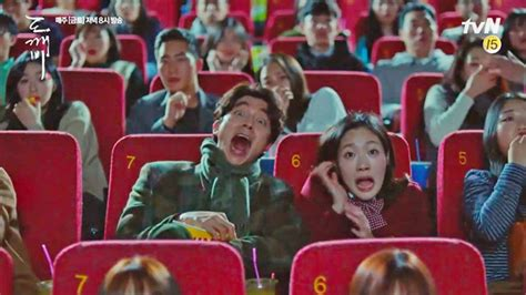 film tentang goblin kocaknya gong yoo nonton train to busan di goblin