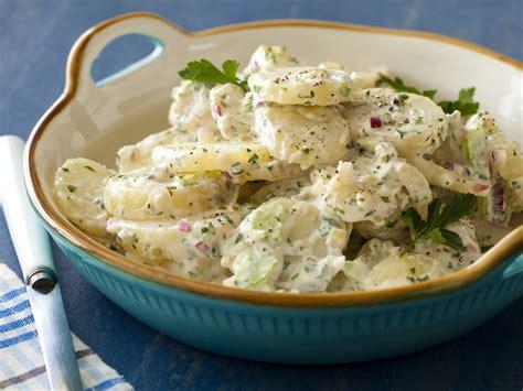 cold fashioned potato salad recipe alton brown food