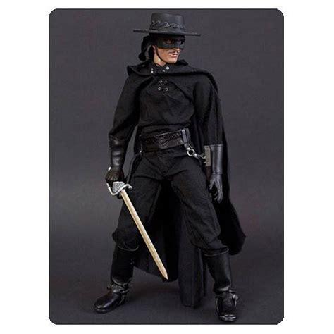 Figure Zorro The zorro deluxe 1 6 scale figure triad toys zorro