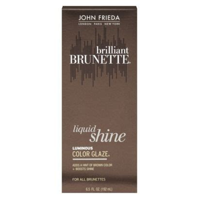 ultra glaze for hair 17 best ideas about john frieda brunette on pinterest