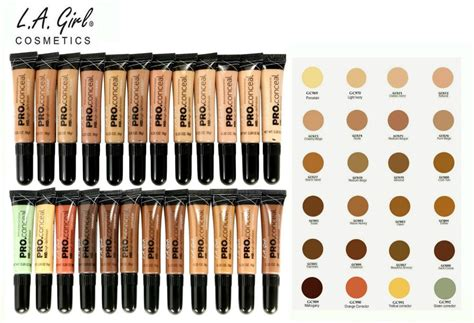 3 x la pro concealer hd uk seller 100 authentic 24