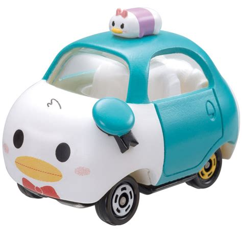 Tomica Disney Motor Tsum Tsum Duck tomica diecast disney motors tsum tsum top dmt 02 donald duck car new ebay