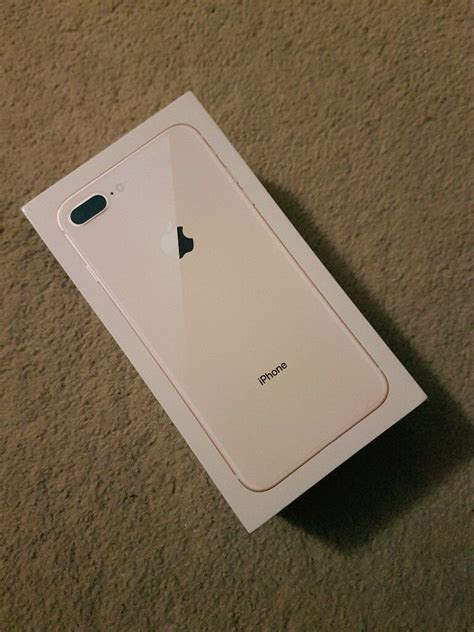 iphone   rose gold gb box   canary wharf london gumtree