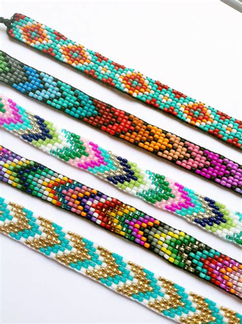 How To Make Handmade Friendship Bracelets - handmade beaded friendship bracelet