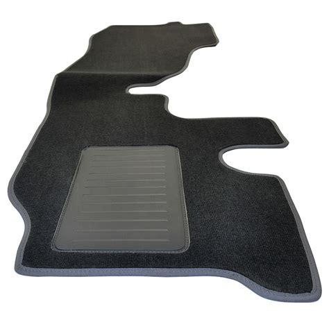 Custom Made Floor Mats by Custom Made Carpet Front Floor Mats Toyota Hiace Lwb