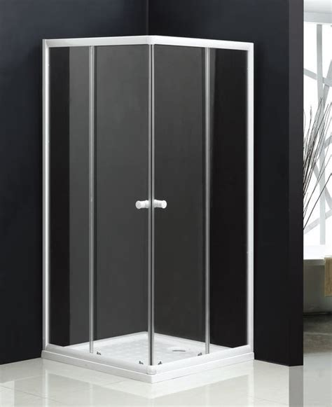 32 Inch Shower Enclosures by 2 Sided Shower Enclosure 32 X 32 Inch