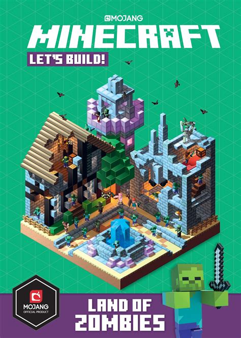 minecraft lets build land  zombies  minecraft