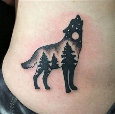 wolf tattoos on wrist 22 small wolf ideas styleoholic
