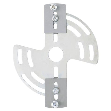 Mounting Bracket For Light Fixture Electrical Light Fixture Mounting Bracket Small To Attach To Junction Box Home