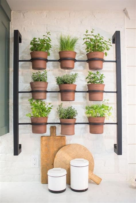 herb wall gardens planters and herbs garden on pinterest
