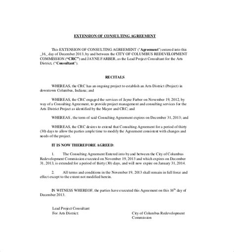 consultant agreement template free consulting agreement template 10 free word pdf