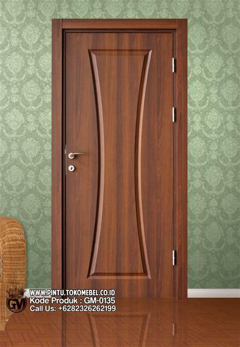Pintu Kayu Multiplek jual kusen pintu rumah modern kayu mahoni murah pusat mebel pintu khas ukir jepara