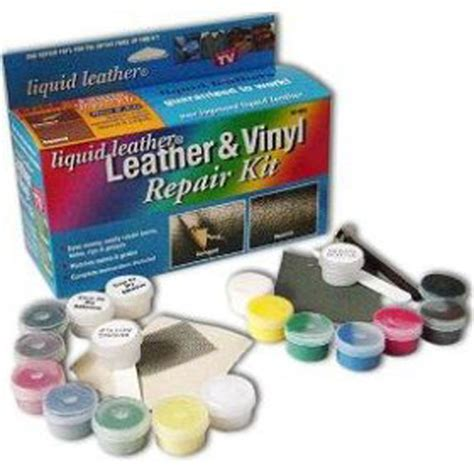 Where To Buy Leather Repair Kits dealmonger a leather and vinyl repair kit for 13 toolmonger