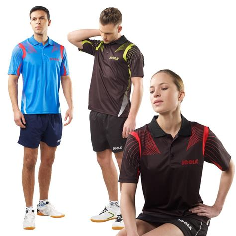 joola table tennis clothing joola nappa table tennis shirt