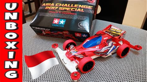 Tamiya Mini 4wd Avante Rs Asia Challenge 2017 tamiya asia challenge 2017 indonesia avante rs