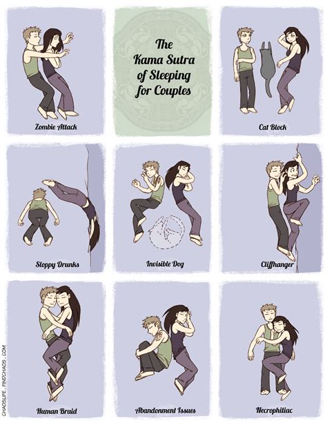 positions in bed the kama sutra of sleeping positions