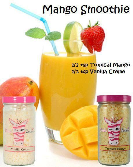 Mango Original Pink pink zebra sprinkles recipe mango smoothie www