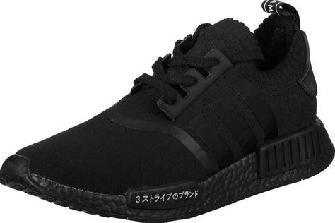 Adidas Nmd R1 Black adidas nmd r1 pk shoes black