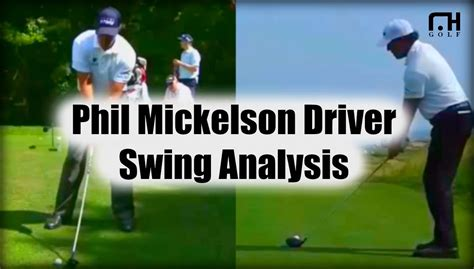 swing analysis phil mickelson golf swing analysis