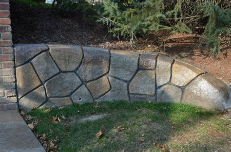 decorative concrete block retaining wall retaining walls concrete retaining wall jagnefalt milton