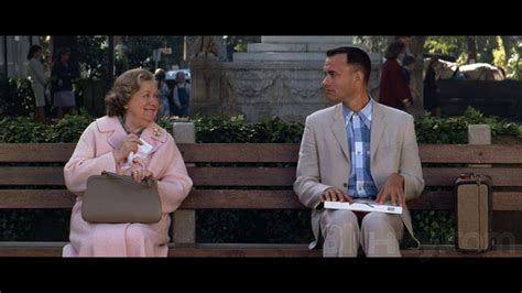 forrest gump park bench scene the devil s ink pots