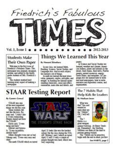 1000 images about class newspaper ideas on